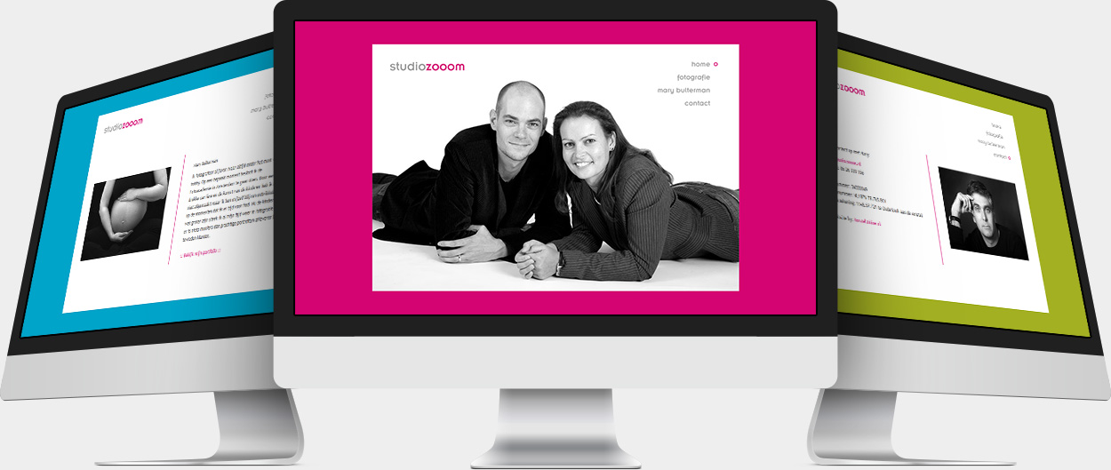 Website Studiozooom